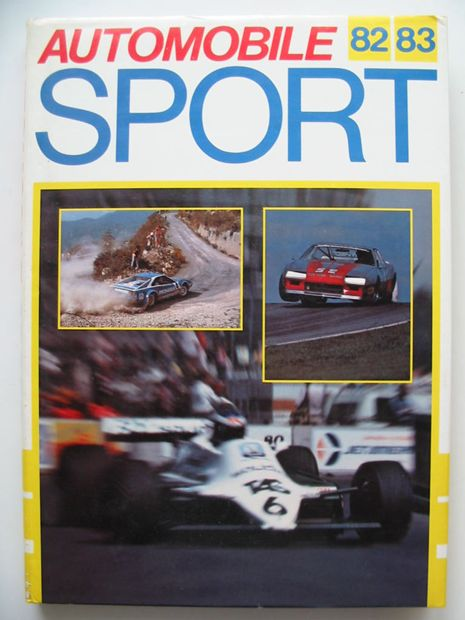 Photo of AUTOMOBILE SPORT 1982/83 written by Bamsey, Ian published by Superprofile Ltd. (STOCK CODE: 807077)  for sale by Stella & Rose's Books