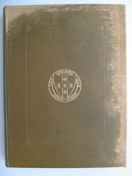 Photo of FASTI ACADEMIAE MARISCALLANAE ABERDONENSISVOL III written by Johnstone, James Fowler Kellas published by The New Spalding Club (STOCK CODE: 807259)  for sale by Stella & Rose's Books