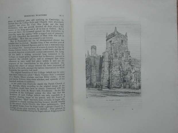 Photo of HIGHWAYS AND BYWAYS IN CAMBRIDGE AND ELY written by Conybeare, Edward illustrated by Griggs, Frederick L. published by Macmillan & Co. Ltd. (STOCK CODE: 807349)  for sale by Stella & Rose's Books