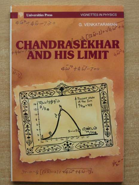 Photo of CHANDRASEKHAR AND HIS LIMIT written by Venkataraman, G. published by Universities Press (STOCK CODE: 807730)  for sale by Stella & Rose's Books