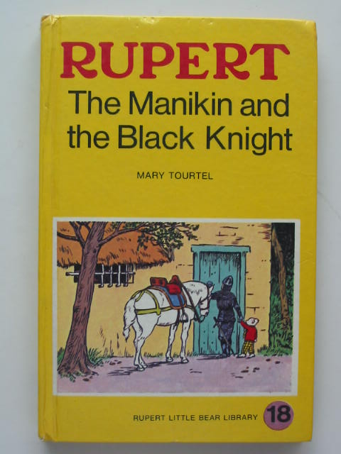Photo of RUPERT, THE MANIKIN AND THE BLACK KNIGHT - RUPERT LITTLE BEAR LIBRARY No. 18 (WOOLWORTH) written by Tourtel, Mary illustrated by Tourtel, Mary published by Sampson Low, Marston & Co. Ltd. (STOCK CODE: 808070)  for sale by Stella & Rose's Books