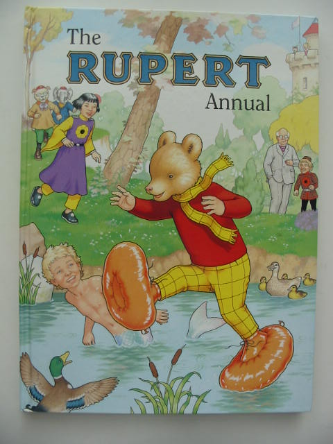 Photo of RUPERT ANNUAL 1997 written by Robinson, Ian illustrated by Harrold, John published by Pedigree Books Limited (STOCK CODE: 808085)  for sale by Stella & Rose's Books