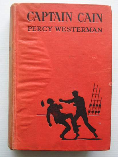 Photo of CAPTAIN CAIN written by Westerman, Percy F. published by Nisbet & Co. Ltd. (STOCK CODE: 808244)  for sale by Stella & Rose's Books