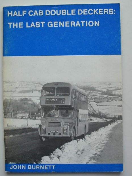 Photo of HALF CAB DOUBLE DECKERS: THE LAST GENERATION- Stock Number: 808670