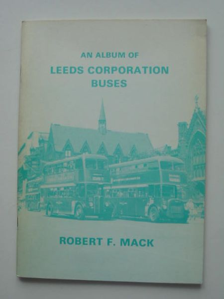 Photo of AN ALBUM OF LEEDS CORPORATION BUSES- Stock Number: 808694