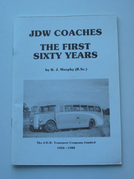 Photo of JDW COACHES THE FIRST SIXTY YEARS- Stock Number: 808763