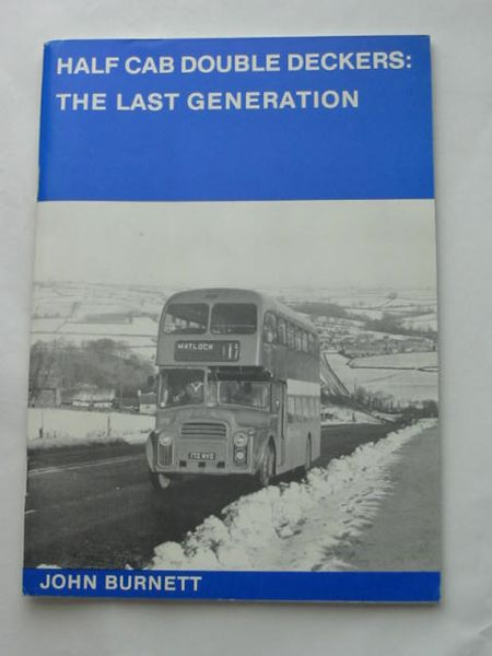 Photo of HALF CAB DOUBLE DECKERS: THE LAST GENERATION- Stock Number: 808789