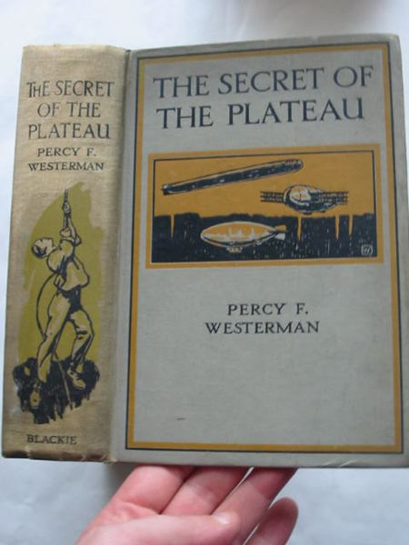 Photo of THE SECRET OF THE PLATEAU written by Westerman, Percy F. illustrated by Wigfull, W. Edward published by Blackie & Son Ltd. (STOCK CODE: 809184)  for sale by Stella & Rose's Books