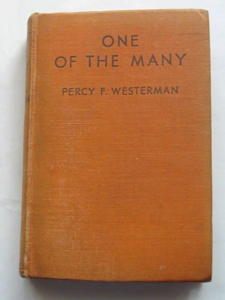 Photo of ONE OF THE MANY written by Westerman, Percy F. illustrated by Silas, Ellis published by Blackie & Son Ltd. (STOCK CODE: 809197)  for sale by Stella & Rose's Books