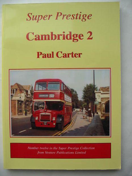 Photo of CAMBRIDGE 2 written by Carter, Paul published by Venture Publications (STOCK CODE: 809230)  for sale by Stella & Rose's Books