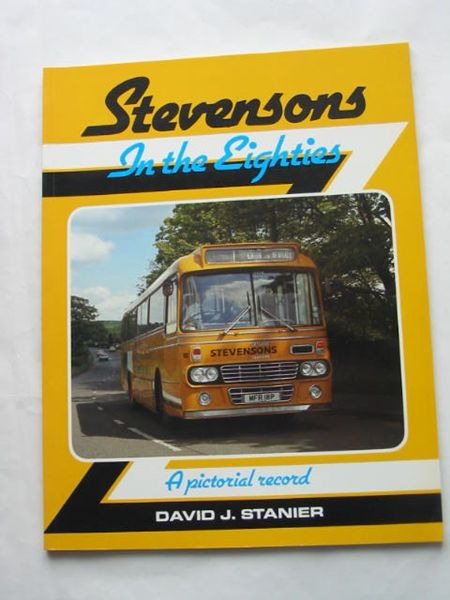 Photo of STEVENSONS IN THE EIGHTIES written by Stanier, David J. published by Trent Valley Publications (STOCK CODE: 809301)  for sale by Stella & Rose's Books