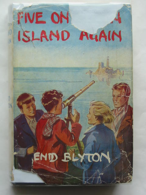 Photo of FIVE ON KIRRIN ISLAND AGAIN written by Blyton, Enid illustrated by Soper, Eileen published by Hodder & Stoughton (STOCK CODE: 809483)  for sale by Stella & Rose's Books