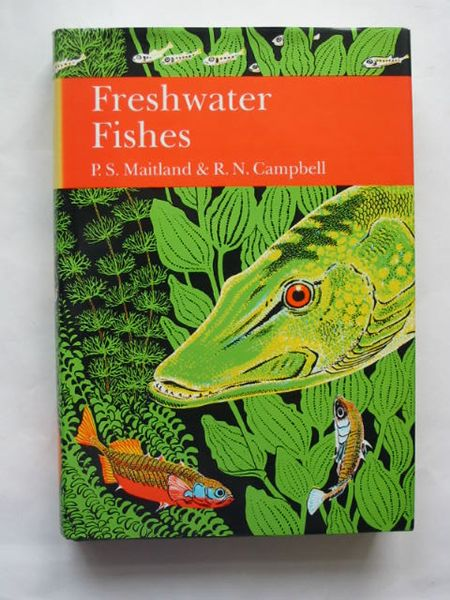 Photo of FRESHWATER FISHES OF THE BRITISH ISLES (NN 75)- Stock Number: 809567