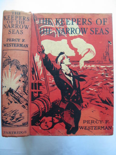 Photo of THE KEEPERS OF THE NARROW SEAS written by Westerman, Percy F. published by S.W. Partridge & Co. Ltd. (STOCK CODE: 810256)  for sale by Stella & Rose's Books