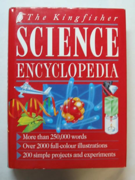 Photo of THE KINGFISHER SCIENCE ENCYCLOPEDIA- Stock Number: 810306