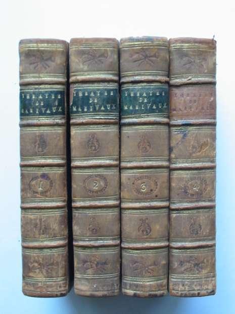 Photo of LE THEATRE DE MONSIEUR DE MARIVAUX written by De Marivaux, Monsieur published by Arkstee & Merkus (STOCK CODE: 810343)  for sale by Stella & Rose's Books