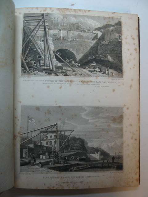 Photo of LANCASHIRE ILLUSTRATED written by Pyne, William H. Wylie, D. illustrated by Austin, S. Harwood, J. Pyne, G. Pyne, C. published by H. Fisher, Son And Jackson (STOCK CODE: 811417)  for sale by Stella & Rose's Books