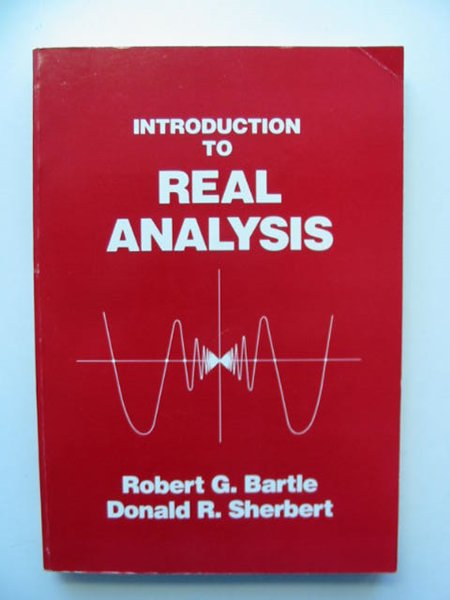 Photo of INTRODUCTION TO REAL ANALYSIS written by Bartle, Robert G.<br />Sherbert, Donald R. published by John Wiley &amp; Sons (STOCK CODE: 811602)  for sale by Stella & Rose's Books