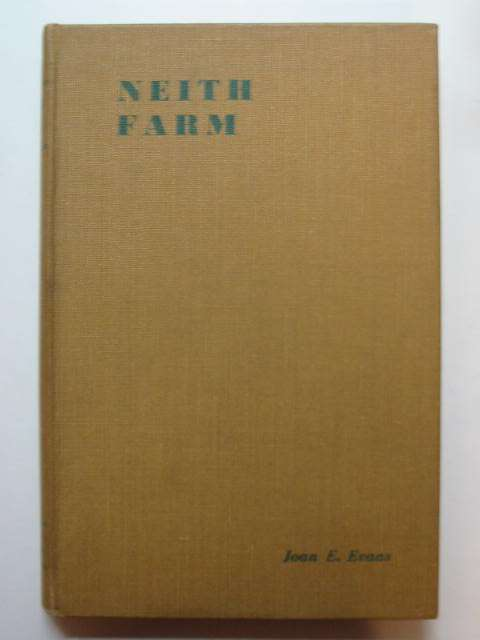 Photo of NEITH FARM written by Evans, Joan E. published by Mastercraft Printing (STOCK CODE: 811754)  for sale by Stella & Rose's Books