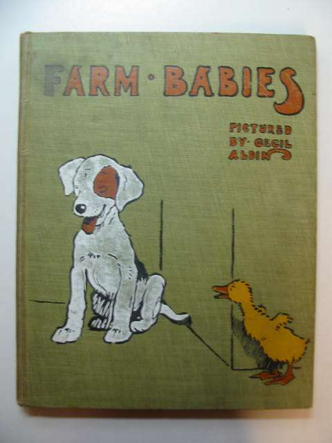 Photo of FARM BABIES written by Aldin, Cecil illustrated by Aldin, Cecil published by Henry Frowde, Hodder & Stoughton (STOCK CODE: 811762)  for sale by Stella & Rose's Books