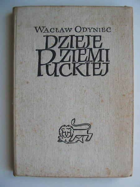 Photo of DZIEJE ZIEMI PUCKIEJ- Stock Number: 811945