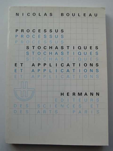 Photo of PROCESSUS STOCHASTIQUES written by Bouleau, Nicolas published by Hermann (STOCK CODE: 812329)  for sale by Stella & Rose's Books