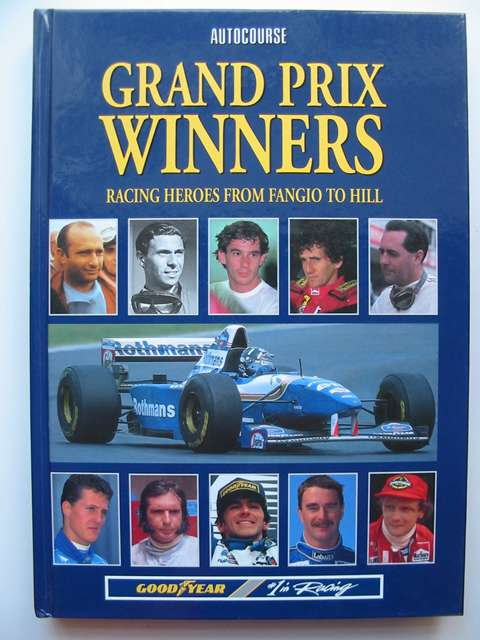 Photo of GRAND PRIX WINNERS- Stock Number: 812906