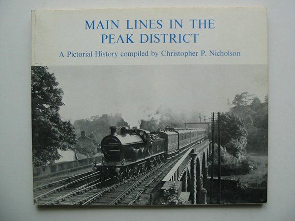 Photo of MAIN LINES IN THE PEAK DISTRICT- Stock Number: 813267