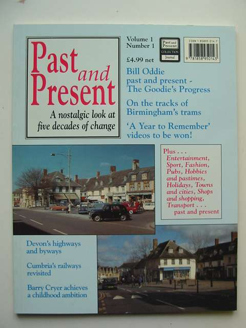 Photo of PAST AND PRESENT published by Past & Present Publishing (STOCK CODE: 813480)  for sale by Stella & Rose's Books