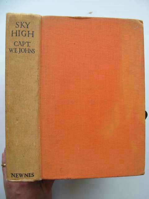 Photo of SKY HIGH written by Johns, W.E. published by Newnes (STOCK CODE: 813617)  for sale by Stella & Rose's Books