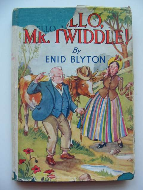 Photo of HELLO, MR. TWIDDLE! written by Blyton, Enid illustrated by McGavin, Hilda published by George Newnes Ltd. (STOCK CODE: 813625)  for sale by Stella & Rose's Books