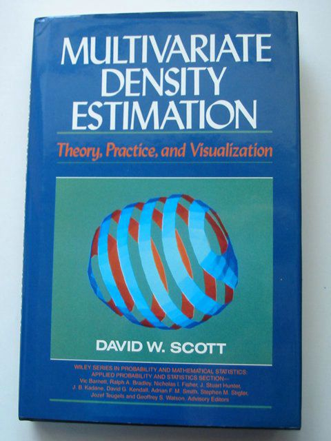 Photo of MULTIVARIATE DENSITY ESTIMATION written by Scott, David W. published by Wiley-Interscience (STOCK CODE: 813741)  for sale by Stella & Rose's Books