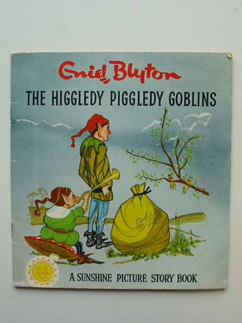 Photo of THE HIGGLEDY PIGGLEDY GOBLINS- Stock Number: 813764