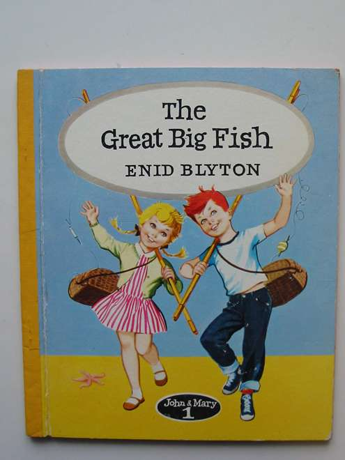 Photo of THE GREAT BIG FISH written by Blyton, Enid published by Brockhampton Press (STOCK CODE: 813769)  for sale by Stella & Rose's Books