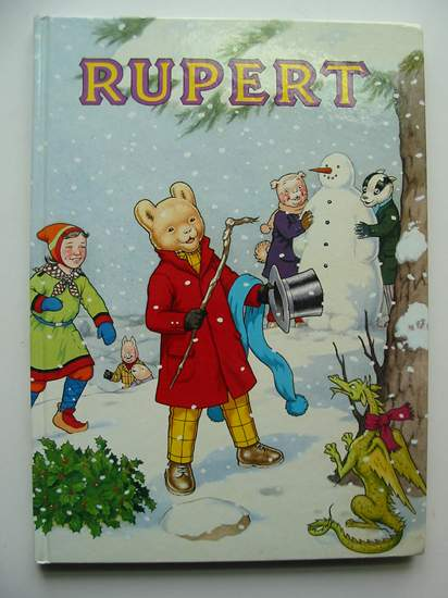 Photo of RUPERT ANNUAL 1989 illustrated by Harrold, John published by Daily Express (STOCK CODE: 813858)  for sale by Stella & Rose's Books