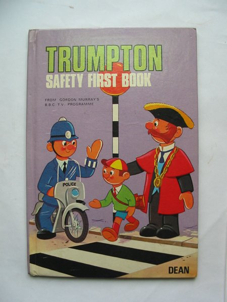 Photo of TRUMPTON SAFETY FIRST BOOK illustrated by Adby, Peter published by Dean & Son Ltd. (STOCK CODE: 814281)  for sale by Stella & Rose's Books