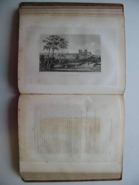 Photo of A NEW AND COMPLETE HISTORY OF THE COUNTY OF YORK written by Allen, Thomas illustrated by Whittock, Nathaniel published by I.T. Hinton (STOCK CODE: 814535)  for sale by Stella & Rose's Books