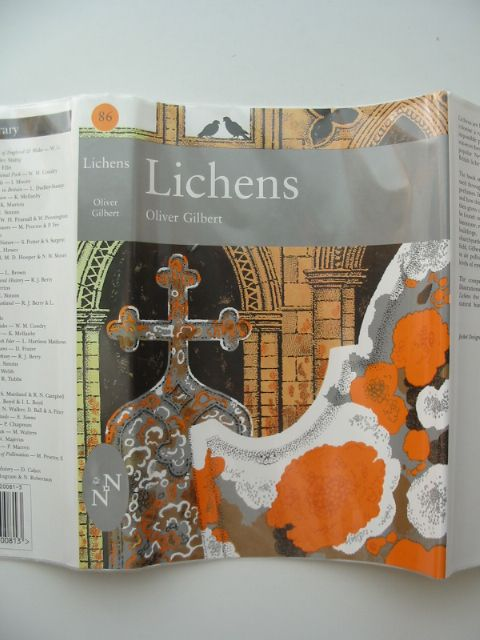 Photo of LICHENS (NN 86) written by Gilbert, Oliver published by Harper Collins (STOCK CODE: 814624)  for sale by Stella & Rose's Books