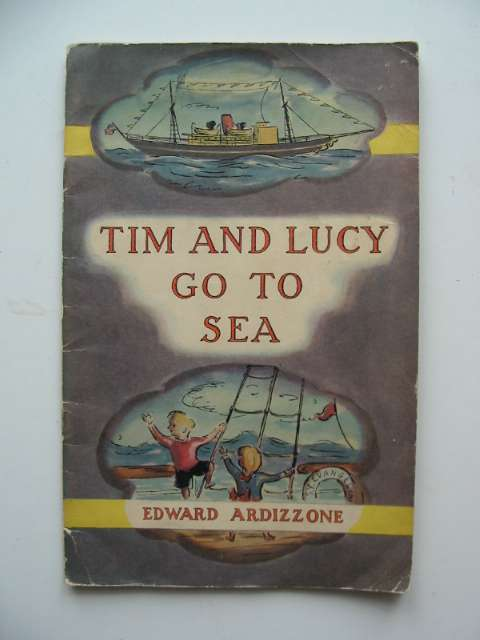 Photo of TIM AND LUCY GO TO SEA- Stock Number: 814932