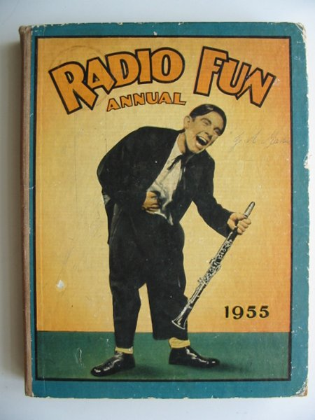 Photo of RADIO FUN ANNUAL 1955 published by The Amalgamated Press (STOCK CODE: 815040)  for sale by Stella & Rose's Books