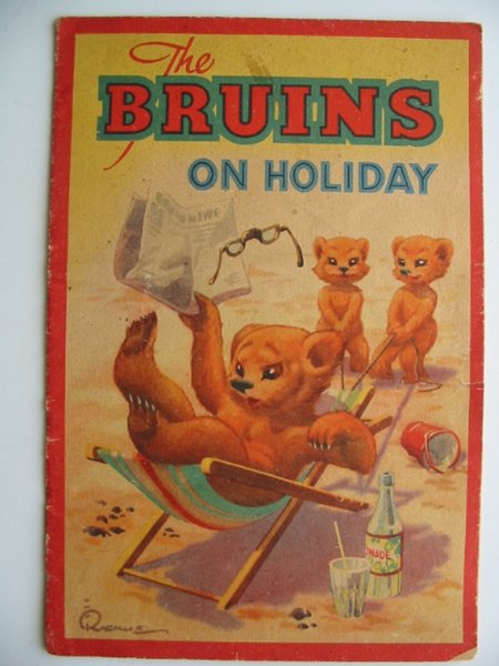 Photo of THE BRUINS ON HOLIDAY- Stock Number: 815046