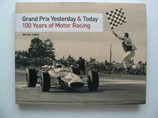 Photo of GRAND PRIX YESTERDAY & TODAY written by Jones, Bruce published by Carlton Books Limited (STOCK CODE: 815256)  for sale by Stella & Rose's Books