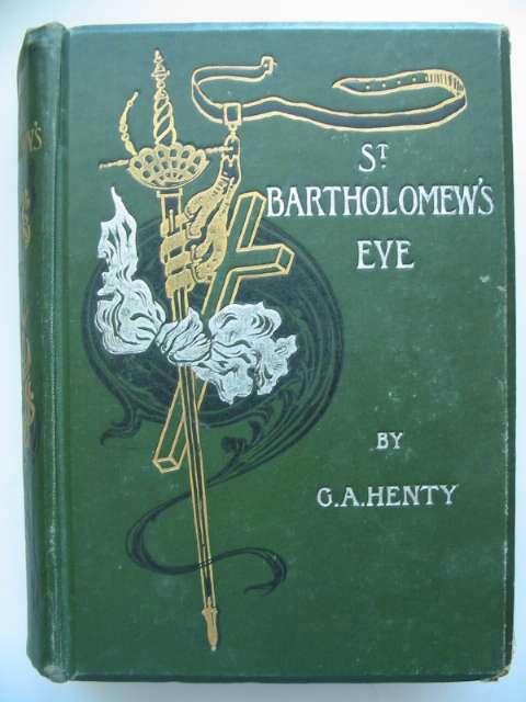 Photo of ST. BARTHOLOMEW'S EVE- Stock Number: 815513