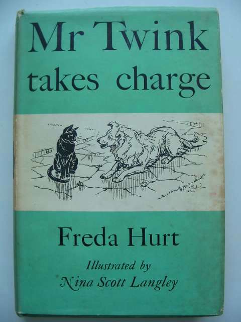 Photo of MR. TWINK TAKES CHARGE written by Hurt, Freda illustrated by Langley, Nina Scott published by The Epworth Press (STOCK CODE: 815730)  for sale by Stella & Rose's Books