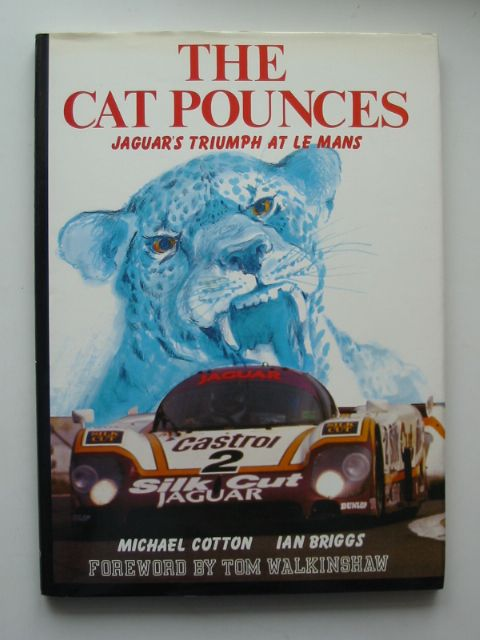 Photo of THE CAT POUNCES written by Cotton, Michael<br />Briggs, Ian published by Imago Publishing Ltd. (STOCK CODE: 815751)  for sale by Stella & Rose's Books
