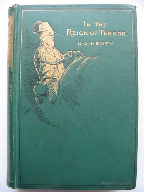 Photo of IN THE REIGN OF TERROR- Stock Number: 815905