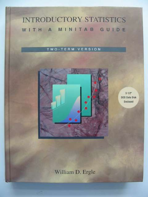 Photo of INTRODUCTORY STATISTICS WITH A MINITAB GUIDE written by Ergle, William D. published by Duxbury (STOCK CODE: 816089)  for sale by Stella & Rose's Books
