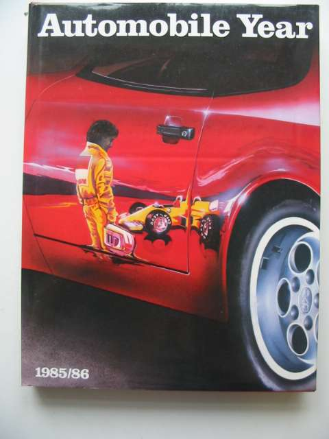 Photo of AUTOMOBILE YEAR No. 33 published by Editions 24 Heures (STOCK CODE: 816271)  for sale by Stella & Rose's Books