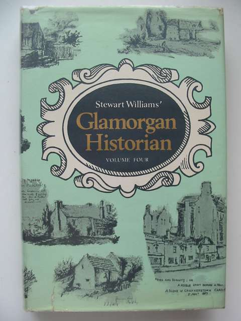 Photo of GLAMORGAN HISTORIAN VOLUME FOUR written by Williams, Stewart published by D. Brown & Sons Limited (STOCK CODE: 816299)  for sale by Stella & Rose's Books