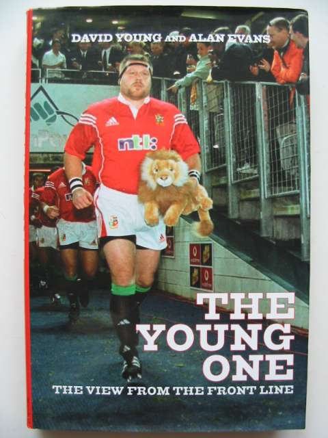 Photo of THE YOUNG ONE written by Young, David Evans, Alan published by Mainstream Publishing (STOCK CODE: 816631)  for sale by Stella & Rose's Books